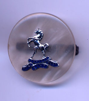 WW2 Royal West Kent sweetheart brooch