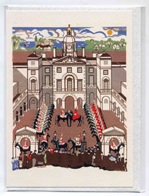 Edward Bawden greetings card