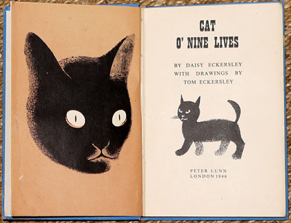 Tom Eckerlsley cat