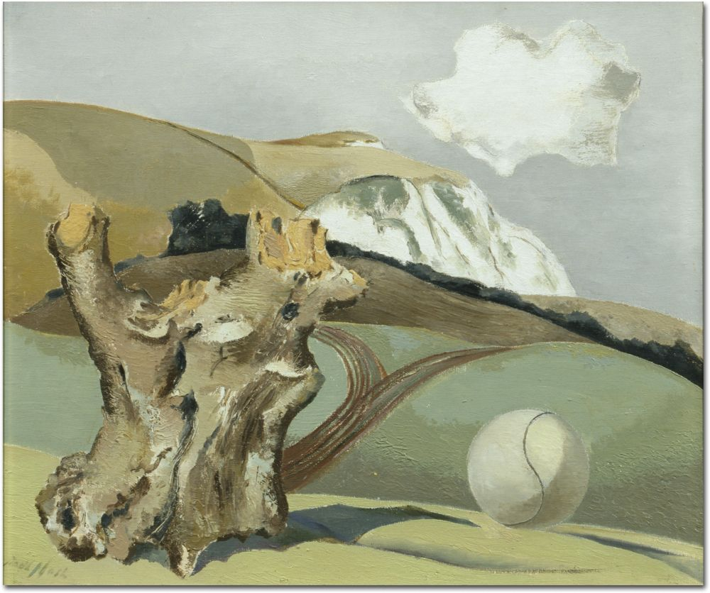 Paul Nash in Pictures