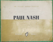 Paul Nash book