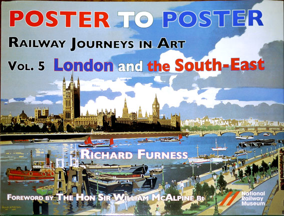 poster to poster london and the southeast