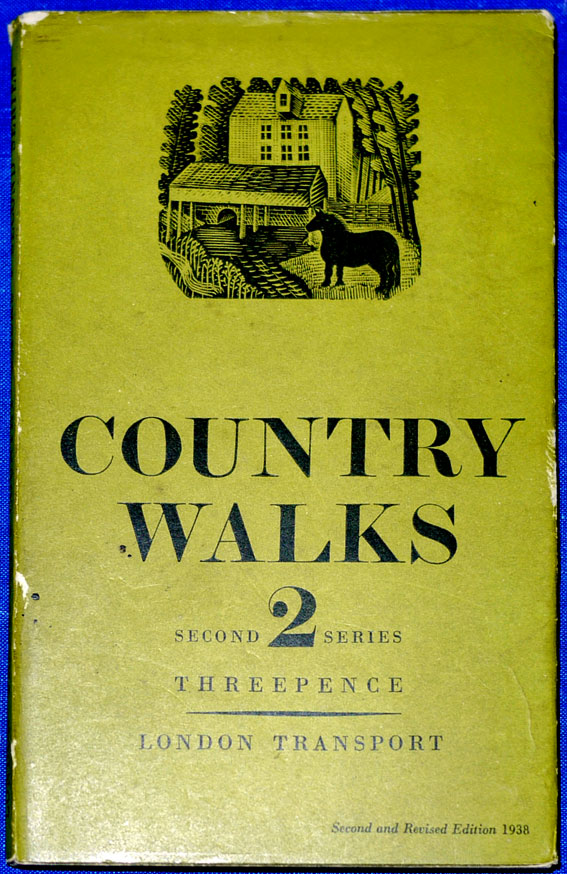 Country Walks with Ravilious vignette