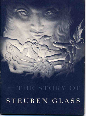 Steuban glass exhibition catalogue