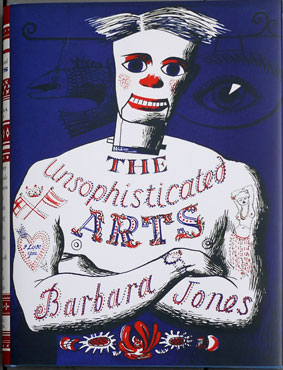 Unsophisticated Arts by Barbara Jones