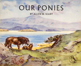 picture puffin book ponies