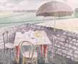 ravilious giclee print tea at furlongs