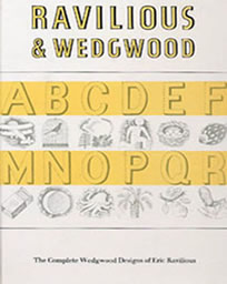 Eric Ravilious and Wedgwood book