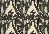 Paul Nash pattern paper Curwen