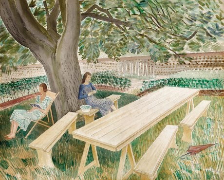 Ravilious giclee print charlotte bawden and tirzah ravilious